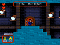 addams family kitchen level on genesis