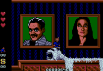 addams family portrait gallery on atari st
