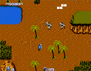 commando on nes