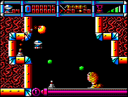 cybernoid level 1 on amstrad