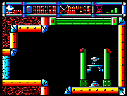 cybernoid level end on amstrad