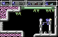 cybernoid level end on c64