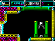 cybernoid level end on spectrum