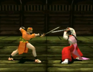 bushido blade on ps1