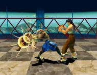 bloody roar 2 on playstation