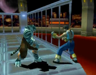 bloody roar 2 on ps1