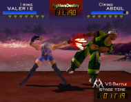 fighters destiny on n64