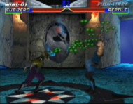 mortal kombat 4 on n64