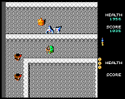gauntlet on master system