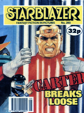 starblazer 260 carter breaks loose