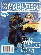 starblazer 179 no name man