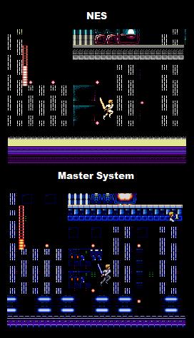 Star Wars Comparison: NES Vs Master System